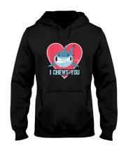 I CHEW YOU Hooded Sweatshirt thumbnail