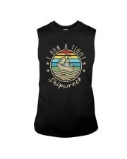 I RUN A TIHGT SHIPWRECK Sleeveless Tee thumbnail