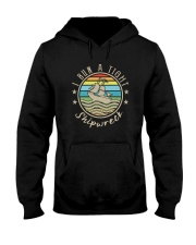 I RUN A TIHGT SHIPWRECK Hooded Sweatshirt thumbnail