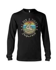I RUN A TIHGT SHIPWRECK Long Sleeve Tee thumbnail