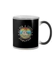 I RUN A TIHGT SHIPWRECK Color Changing Mug thumbnail