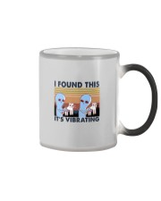 I FOUND THIS IT'S VIBRATING Color Changing Mug thumbnail