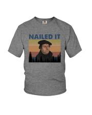 NAILED IT Youth T-Shirt thumbnail