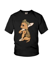 CHIHUACHUA LOVE MOM Youth T-Shirt thumbnail