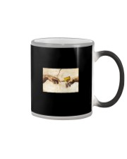 CREATION OF ADAM BEER Color Changing Mug thumbnail