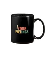 FUCK YOUR FEELINGS VINTAGE Mug thumbnail