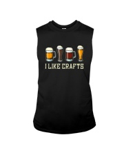 I LIKE CRAFTS Sleeveless Tee thumbnail