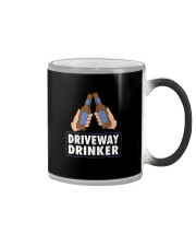 DRIVEAWAY DRINKER Color Changing Mug tile