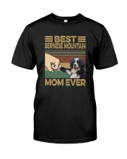 BEST Bernese Mountain MOM EVER s Classic T-Shirt front