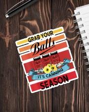 GRAB YOUR BALLS Sticker - Single (Vertical) aos-sticker-single-vertical-lifestyle-front-05