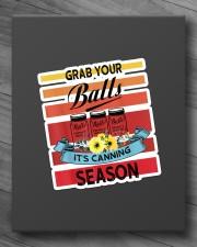 GRAB YOUR BALLS Sticker - Single (Vertical) aos-sticker-single-vertical-lifestyle-front-10