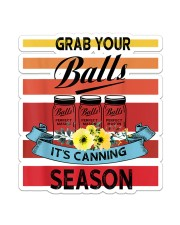 GRAB YOUR BALLS Sticker - Single (Vertical) front