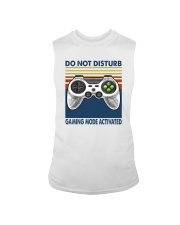 DO NOT DISTURB GAMING MODE ACTIVATED Sleeveless Tee thumbnail