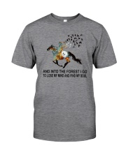 FOREST SOUL HORSE Classic T-Shirt front