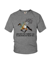 FOREST SOUL HORSE Youth T-Shirt thumbnail