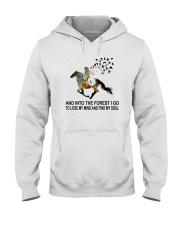 FOREST SOUL HORSE Hooded Sweatshirt thumbnail