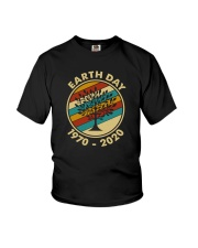 EARTH DAY 1970 2020 Youth T-Shirt thumbnail