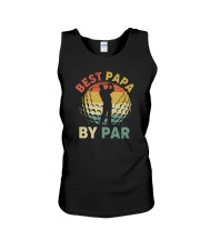 BEST PAPA BY PAR Unisex Tank tile