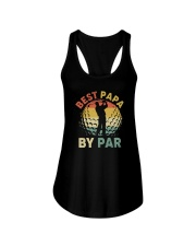 BEST PAPA BY PAR Ladies Flowy Tank tile