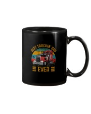 BEST TRUCKIN' DAD EVER VINTAGE Mug thumbnail
