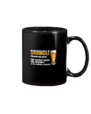 DRUNLCE LIKE NORMAL UNCLE ONLY DRUNKER Mug thumbnail