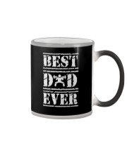 FUNNY BEST WORKOUT DAD EVER Color Changing Mug thumbnail
