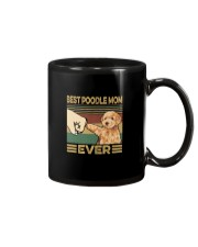 BEST  Poodle MOM EVER Mug thumbnail