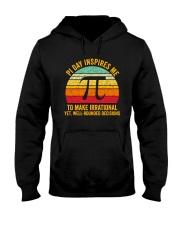 PI DAY INSPIRES ME Hooded Sweatshirt thumbnail