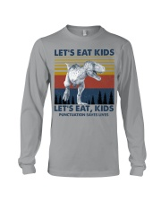 LET'S EAT KIDS DINOSAUR Long Sleeve Tee thumbnail
