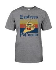 ESPRESSO PATRONUM Classic T-Shirt front