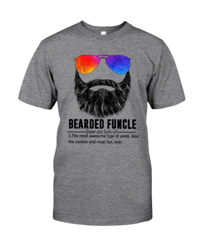 BEARDED FUNCLE