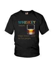 WHISKEY NOUN Youth T-Shirt thumbnail