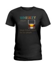 WHISKEY NOUN Ladies T-Shirt thumbnail