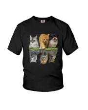 CATS SHADOW TIGERS Youth T-Shirt thumbnail