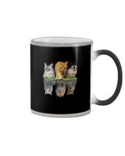 CATS SHADOW TIGERS Color Changing Mug thumbnail