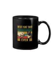 BEST CAT DAD EVER SIAMESE Mug thumbnail