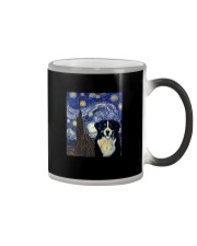 VAN GOGH BERNESE MOUNTAIN DOG Color Changing Mug thumbnail