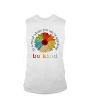 WHERE YOU CAN BE ANYTHING BE KIND Sleeveless Tee thumbnail