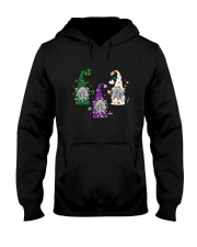 GNOMES COSTUME MARDI GRAS ST PATRICK EASTER Hooded Sweatshirt tile