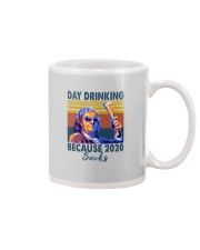 DAY DRINKING BECAUSE 2020 SUCKS BEN DRANKIN Mug thumbnail