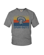 MUSHROOM FUN GUY Youth T-Shirt thumbnail