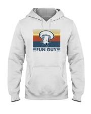 MUSHROOM FUN GUY Hooded Sweatshirt thumbnail