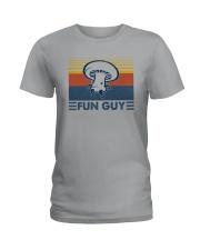 MUSHROOM FUN GUY Ladies T-Shirt thumbnail