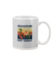 NOPE NOTHING RED PANDA Mug thumbnail