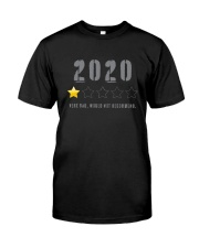2020 Classic T-Shirt front