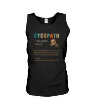 CYCOPATH NOUN Unisex Tank thumbnail