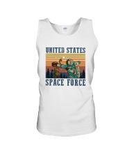 UNITED STATES SPACE FORCE Unisex Tank thumbnail