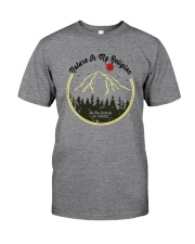 NATURE IS MY RELIGION Classic T-Shirt front