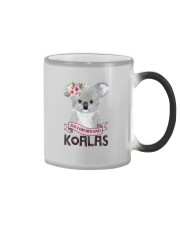 JUST A GIRL WHO LOVES KOALAS Color Changing Mug thumbnail