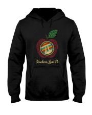 TEACHERS LOVE PI Hooded Sweatshirt thumbnail